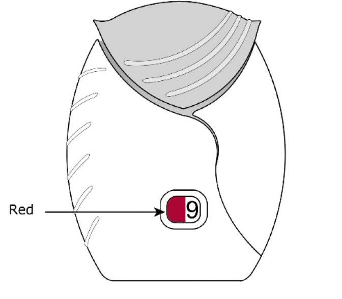 How To Use Inhaler Refill Illustration