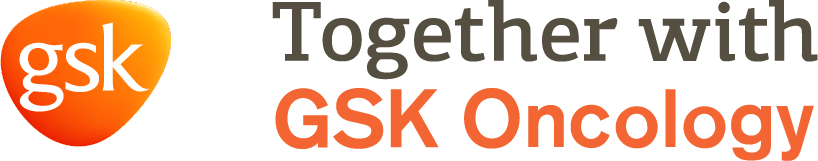 Together with GSK Oncology logo