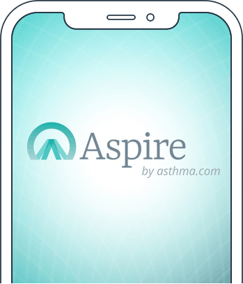 Image of Aspire: Asthma.com Mobile App