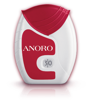 ANORO ELLIPTA inhaler