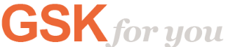 GSK For You logo