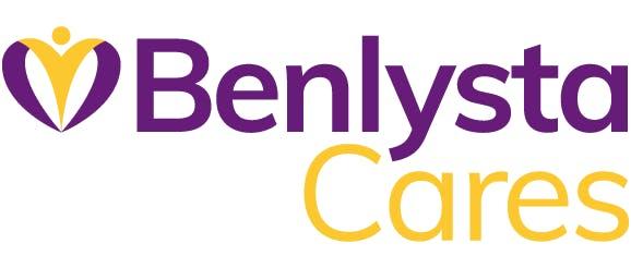 Logo: BENLYSTA Cares