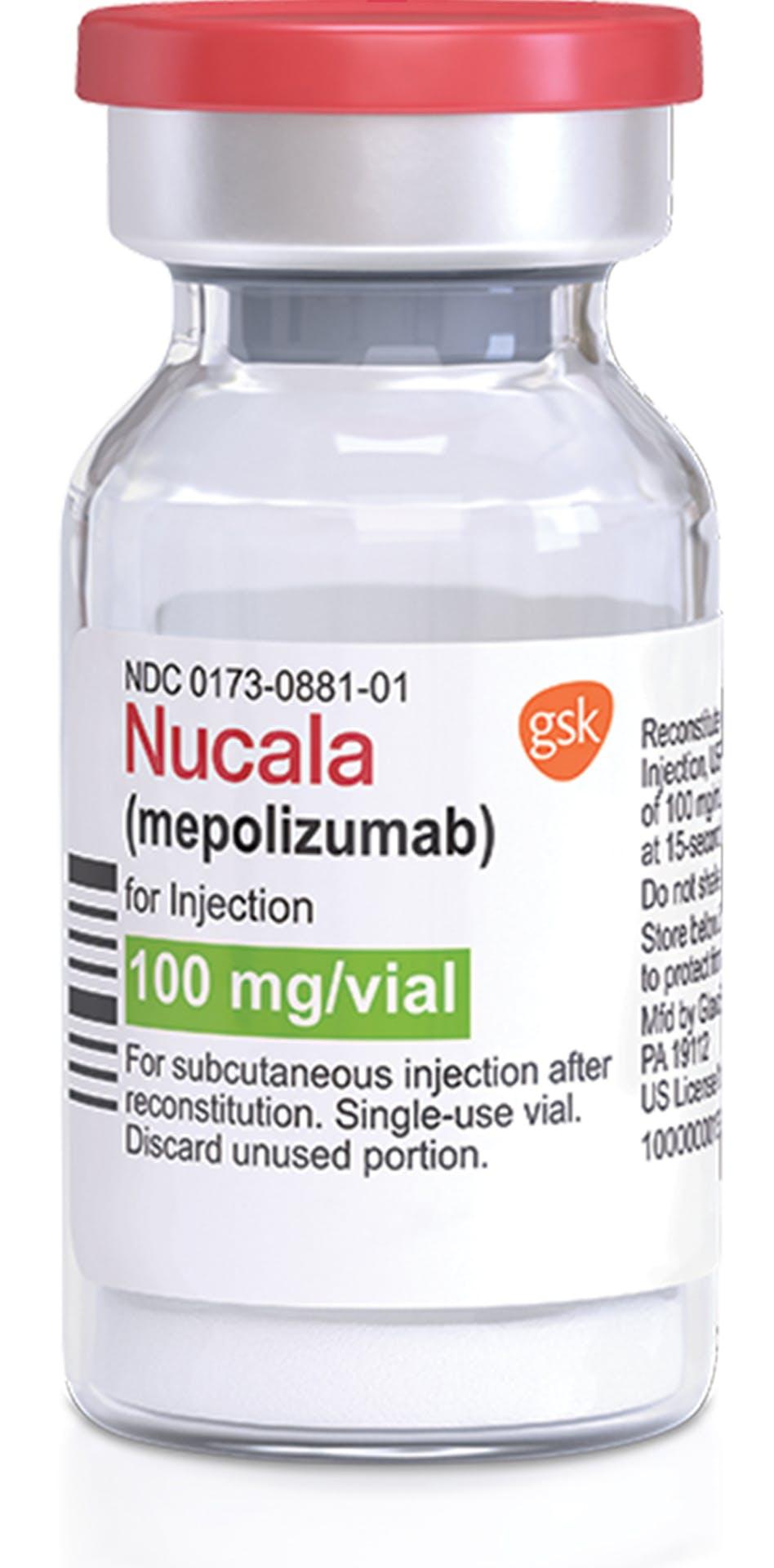 Lyophilized powder vial image