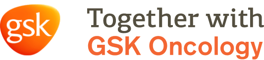 Together with GSK Oncology Patient Resource Program logo