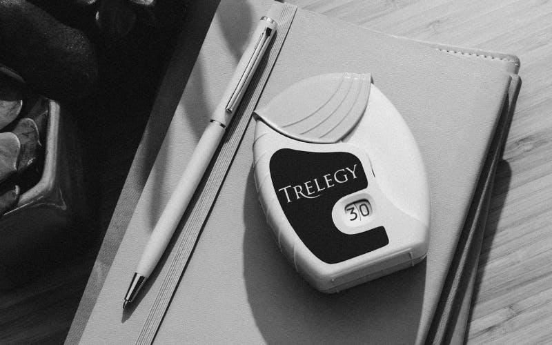 Trelegy for asthma cta