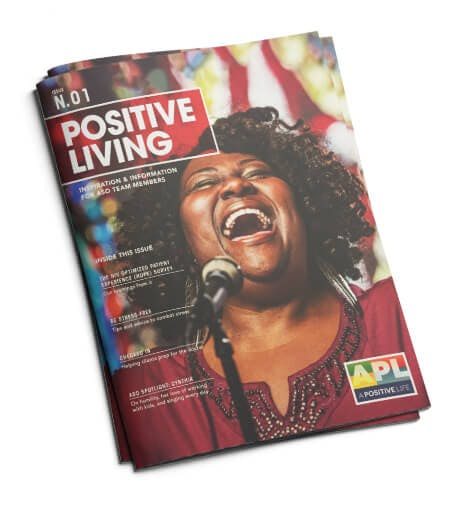 Positivie Living Magazine