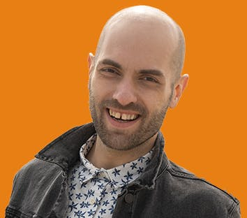 Headshot of Jakub