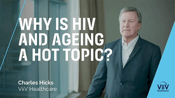 Why Is HIV and Aging Such a Hot Topic?