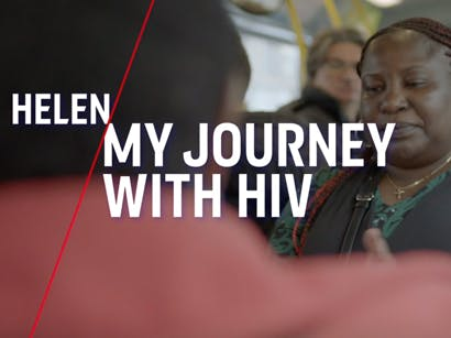 Personal stories from people living with HIV offer inspiration and insights